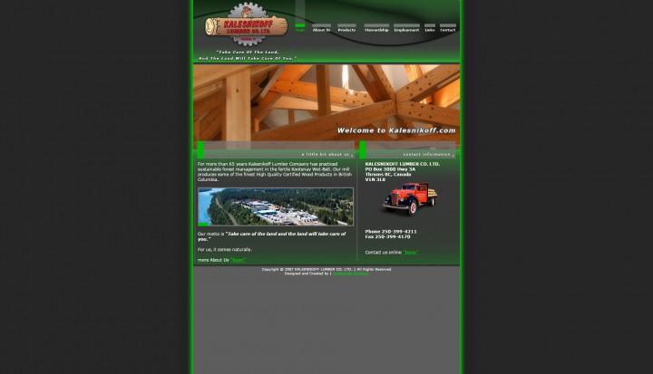 Kalesnikoff Lumber Company Ltd