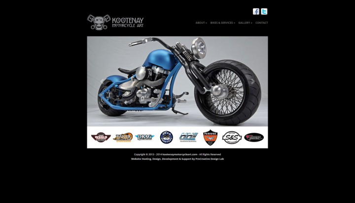 Kootenay Motorcycle Art
