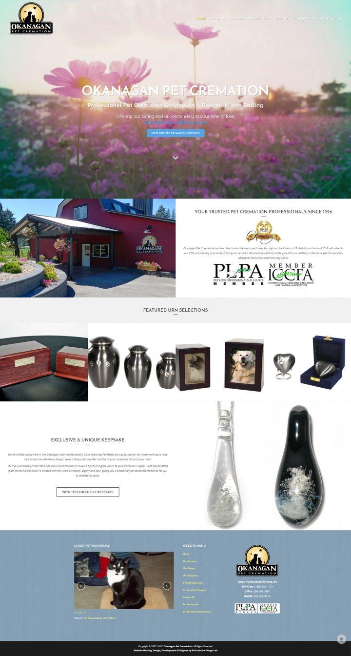 Okanagan Pet Cremation